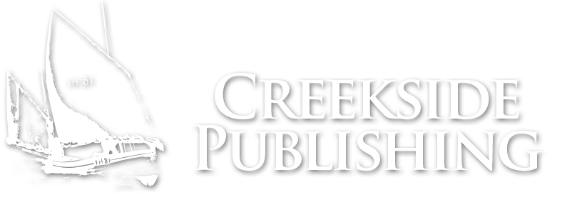 Creekside Publishing Retina Logo